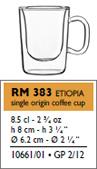 etiopia single origin cup